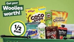澳洲超市的特價活動