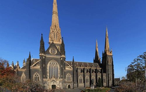 墨爾本教堂