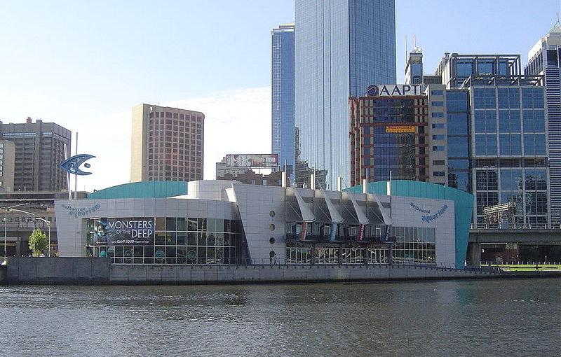 墨爾本水族館外觀