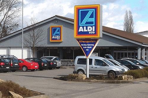 ALDI日常用品超市