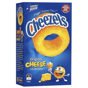 Cheezels-Cheese起士圈