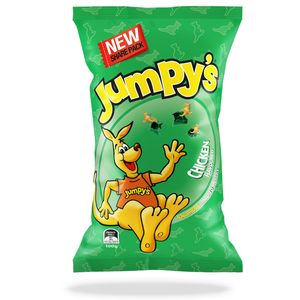 jumpys袋鼠造型餅乾