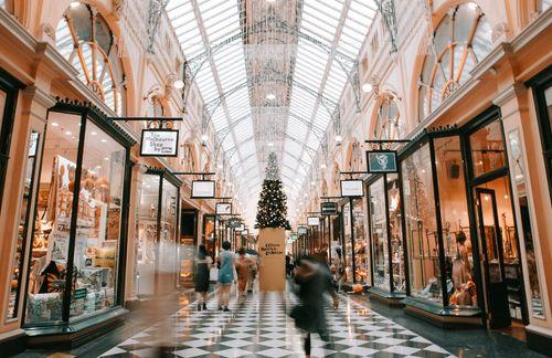 墨爾本購物中心