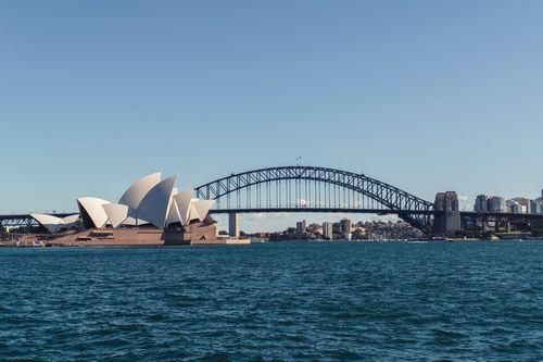墨爾本到雪梨
