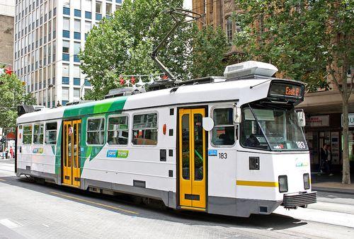 墨爾本Z級電車外型