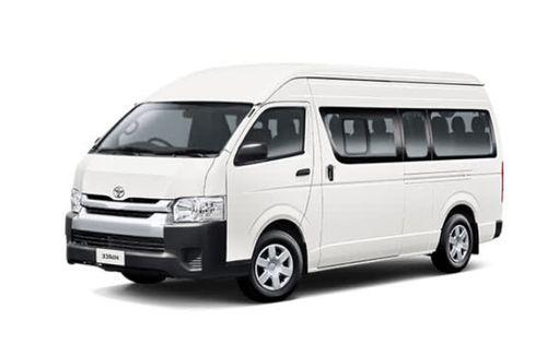 豐田的白色休旅車