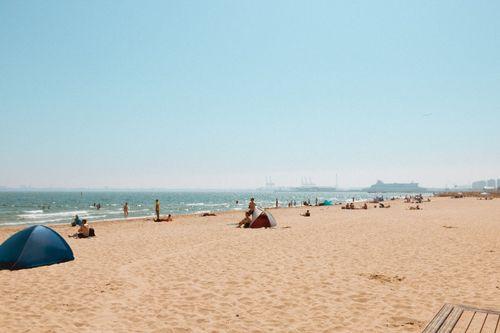 墨爾本海灘